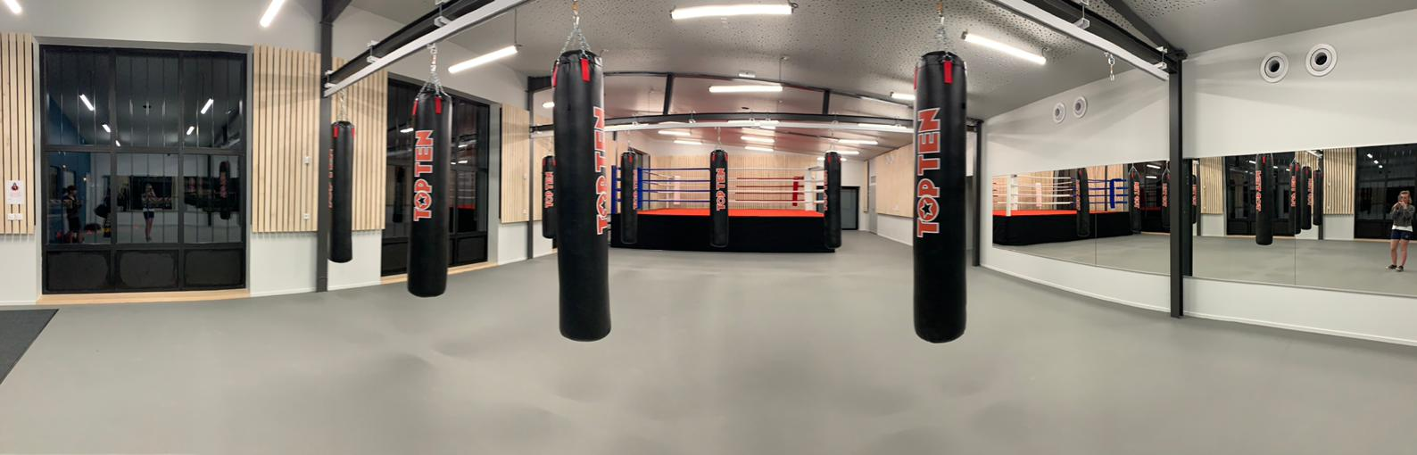 boxe le puy savate